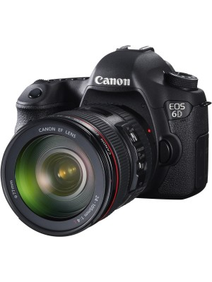 Зеркальный фотоаппарат Canon EOS 6D kit (24-105mm f/4 IS L)