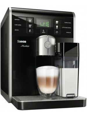 Кофеваpка эспрессо Philips Saeco Moltio One Touch Milk Carafe (HD8769/01)