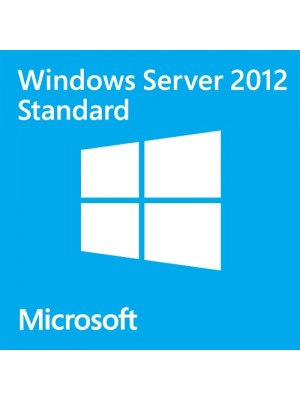 Операционная система Microsoft Windows Server 2012 Standart Edition x64 RUS DSP 2CPU/2VM (P73-05356)