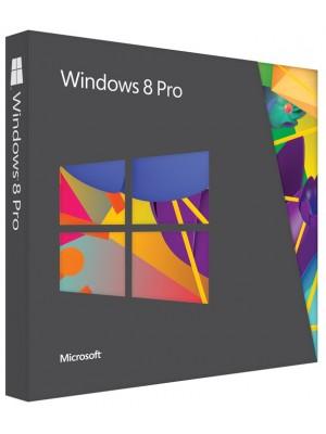 Операционная система Microsoft Windows 8 Pro 32-bit Eng Intl 1pk DSP OEI DVD (FQC-05919)