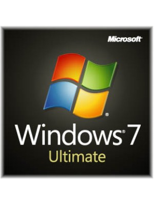 Операционная система Microsoft Windows 7 SP1 Ultimate 64-bit English 1pk OEM DVD (GLC-01844)