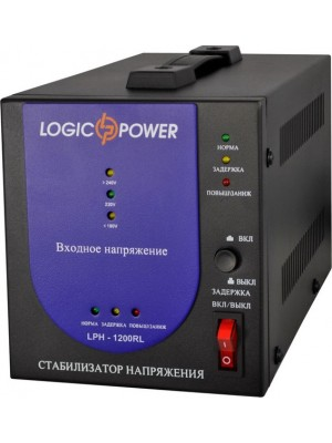 Стабилизатор напряжения LogicPower LPH-1200 RL