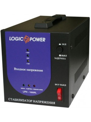 Стабилизатор напряжения LogicPower LPH-1000 RL