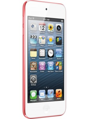 MP3 плеер (Flash) Apple iPod touch 5Gen 32GB Pink (MC903)
