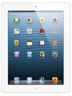 Планшет Apple iPad 4 Wi-Fi + LTE 32 GB White