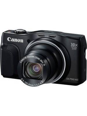 Компактный фотоаппарат Canon Powershot SX700 HS Black