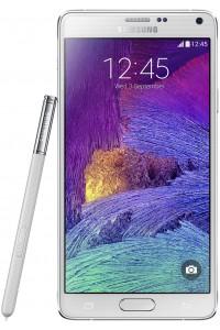 Смартфон Samsung N910H Galaxy Note 4 (Frost White)