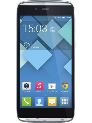 Смартфон ALCATEL ONETOUCH Idol Alpha 6032X (Slate)