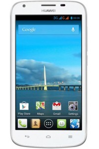 Смартфон Huawei Y600-U20 Dual Sim (White)