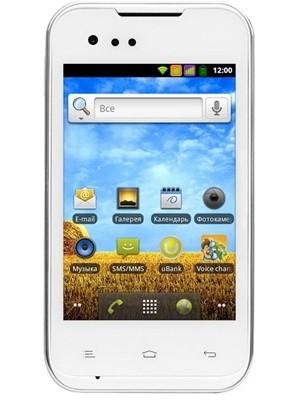 Смартфон Fly IQ237 Dynamic (White)