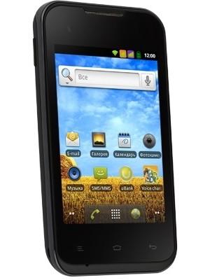 Смартфон Fly IQ237 Dynamic (Black)