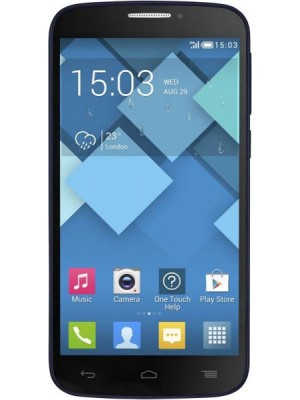 Смартфон ALCATEL POP C7 7041D (Bluish Black)