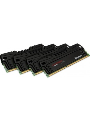 Оперативная память Kingston 32 GB (4x8GB) DDR3 1866 MHz (KHX18C10AT3K4/32X)