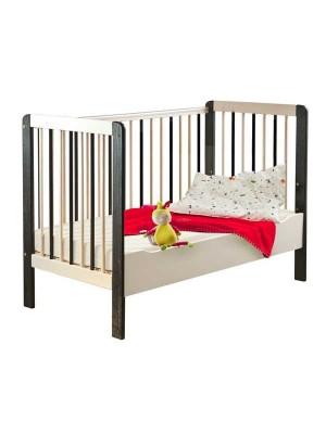 Кроватка Drewex Zebra со съёмным боком