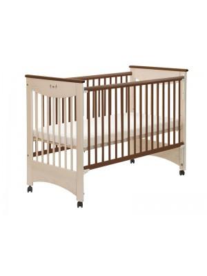Кроватка Drewex Mocca со стороной снижения