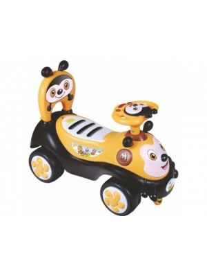 Машина Baby Mix UR-7625 детская Веселая Пчелка