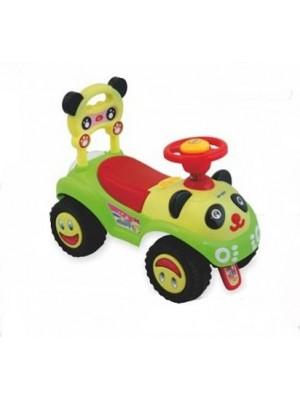 Машинка Baby Mix UR-7601 Панда зелёная