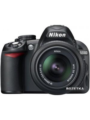 Фотоаппарат Nikon D3100 18-55VR