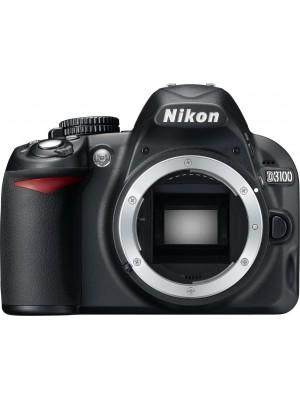 Зеркальный фотоаппарат Nikon D3100 body