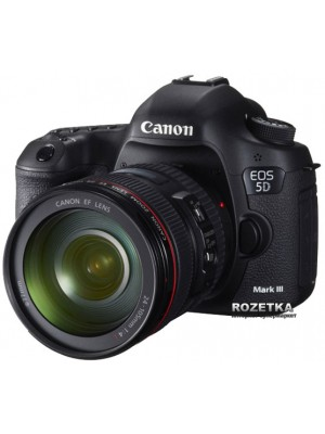 Canon EOS 5D Mark III 24-105 f/4L IS