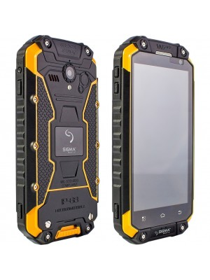 Смартфон Sigma mobile X-treme PQ33