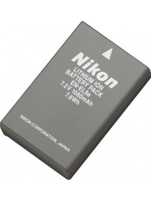Аккумулятор Аккумулятор типа Nikon EN-EL9a
