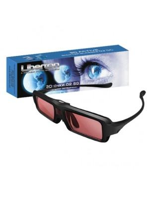 3D-очки с ЖК-затворами Liberton 02 SG