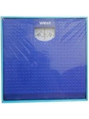 Весы напольные механические West WSM122 BL