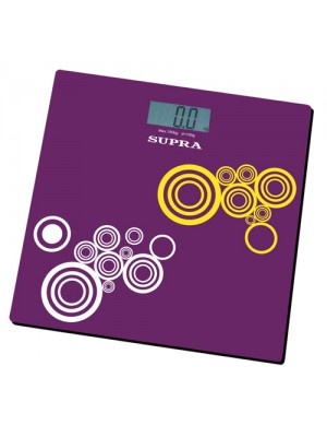 Весы напольные электронные Supra BSS-2000 Purple
