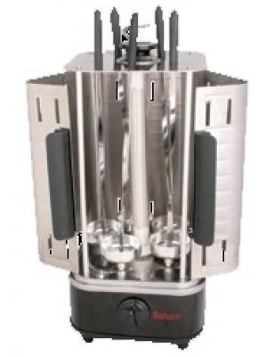 Aparat electric pentru frigarui Saturn ST-FP8560C