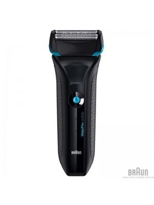 Электробритва мужская Braun WaterFlex WF2s Black