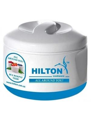 Aparat de iaurt Hilton JM 3801 de albastru