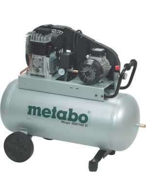 Компрессор Metabo Mega 490/100 D