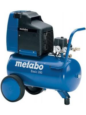 METABO compresor bază 260