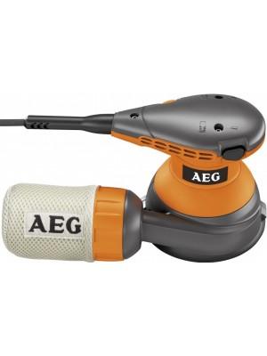 Вибрационная шлифмашина AEG EX 125 ES