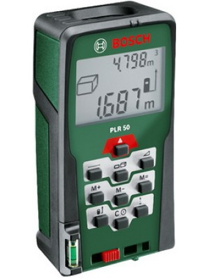 Telemetru cu laser Bosch PLR 50