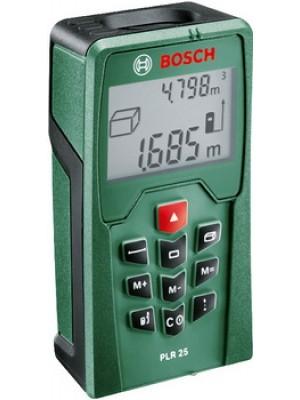 Telemetru cu laser Bosch PLR 25