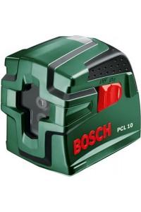 Nivelator cu laser Bosch PCL 10 SET
