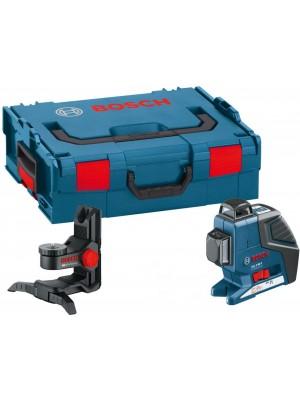 Nivelator cu laser Bosch GLL 2-80 P Professional + BM1 L-Boxx (0601063208)