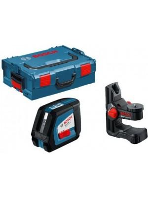 Лазерный нивелир Bosch GLL 2-50 Professional + BM1 L-Boxx (0601063108)