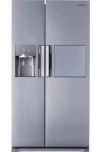 Холодильник с морозильной камерой Samsung RS7778FHCSL