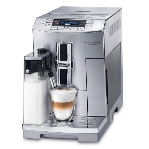 Кофемашина автоматическая Delonghi PrimaDonna S De Luxe ECAM 28.464 M