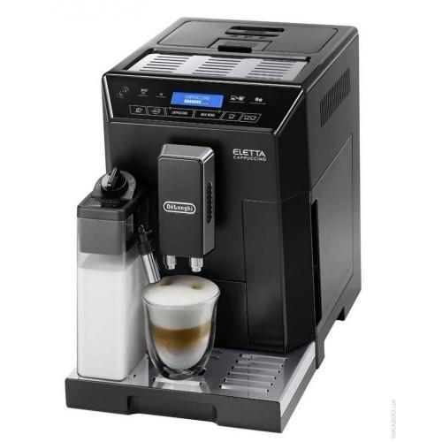 Кофемашина автоматическая Delonghi ECAM 44.660.B Eletta Cappuccino
