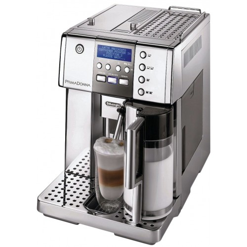 Кофемашина автоматическая Delonghi PrimaDonna ESAM 6650