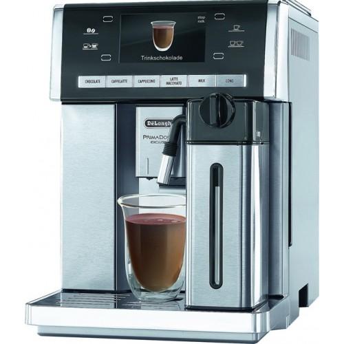 Кофемашина автоматическая Delonghi PrimaDonna Exclusive ESAM 6900.M