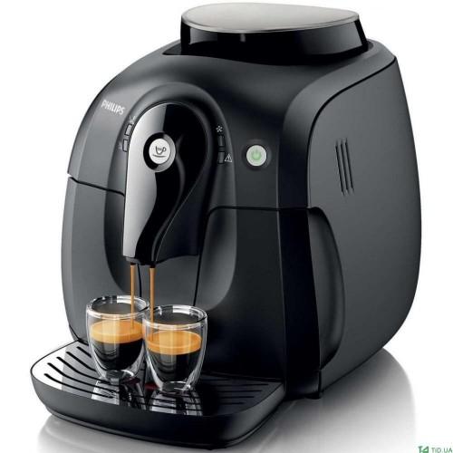 Кофемашина автоматическая Philips HD8648/01